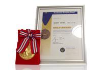 アメリカ合衆国保健省 世界科学大賞(スウェーデン王立科学アカデミー)受賞